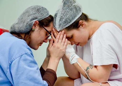 doula-gestante-parto-vaginal Atendimento para gestantes do Bolsa Família e Cadastro Único