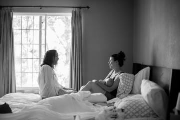 A doula no pós-parto