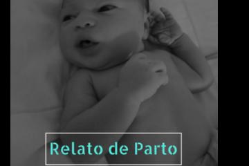 Relato de parto Luzinete